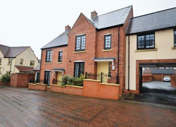 Thumbnail 3 bedroom terraced house for sale in St. Johns Walk, Lawley Village, Telford