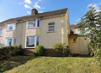 Thumbnail 3 bed terraced house to rent in Rack Park Road, Kingsbridge