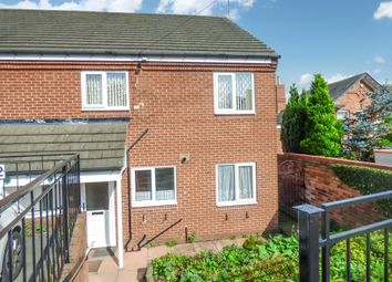 Thumbnail 2 bed flat for sale in York Court, Chester Le Street