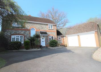 Thumbnail 4 bedroom detached house for sale in Dauntless Road, Burghfield Common
