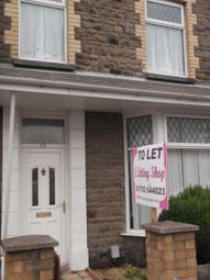 Thumbnail 3 bed terraced house to rent in Harle Street, Neath