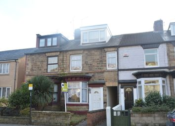 Thumbnail 3 bed terraced house to rent in Talbot Street, Sheffield