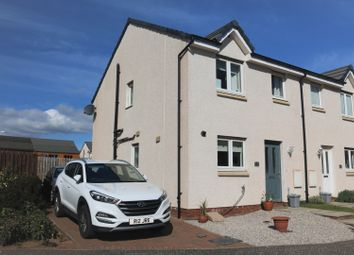 Thumbnail 3 bed semi-detached house for sale in Rennie Drive, Dunbar