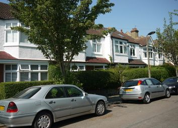 Thumbnail 3 bed terraced house to rent in Priory Gardens, London