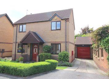 Thumbnail 3 bedroom detached house for sale in Mountford Close, Oakwood, Derby