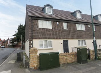 Thumbnail 3 bed town house for sale in Porchester Road, Mapperley, Nottingham