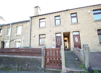 Thumbnail 3 bedroom terraced house to rent in Yew Green Road, Crosland Moor, Huddersfield