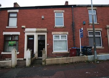 Thumbnail 3 bed terraced house to rent in Lynwood Road, Blackburn