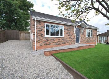 Thumbnail 2 bed detached bungalow to rent in Vicars Hall Gardens, Worsley, Manchester