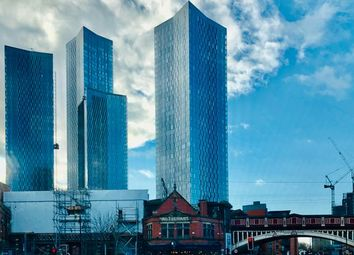 Thumbnail 2 bed flat to rent in South Tower, Deansgate Square, Manchester