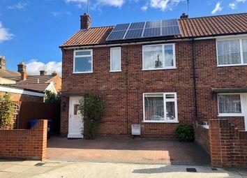 Thumbnail 2 bed end terrace house for sale in Elliott Street, Ipswich