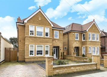 Thumbnail 5 bed detached house for sale in Blandford Road, Teddington