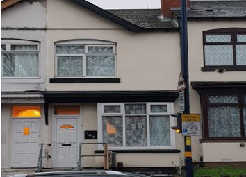Thumbnail 2 bed terraced house to rent in Alumrock Road, Birmingham
