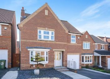 Thumbnail 4 bed detached house for sale in Bendigo Close, Lincoln, Lincolnshire, .