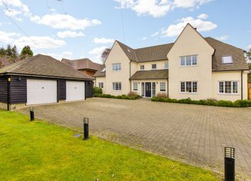 Thumbnail Detached house for sale in Harston, Cambridge