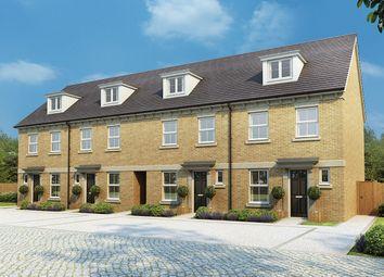 "Thumbnail 4 bedroom terraced house for sale in ""Wilmington"" at Ninelands Lane, Garforth, Leeds"