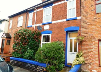 Thumbnail 3 bedroom terraced house for sale in Ingestre Road, Stafford
