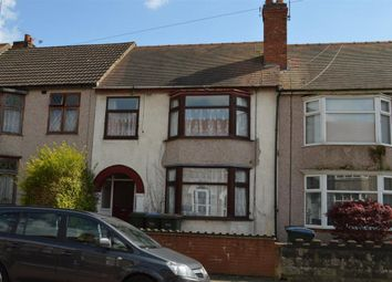 Thumbnail 3 bed terraced house to rent in Ro-Oak Road, Coundon, Coventry