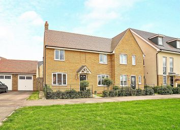 Thumbnail 3 bedroom semi-detached house for sale in Green Walk, Papworth Everard, Cambridge