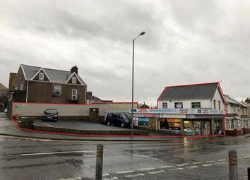 Thumbnail Retail premises for sale in Mainwarings Angling Centre, Vivian Road, Swansea, West Glamorgan