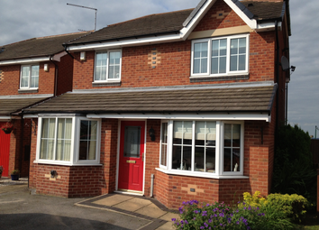 Thumbnail 4 bed detached house to rent in Willow Drive, Havercroft