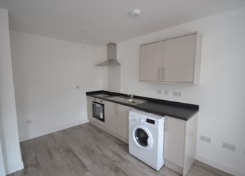 Thumbnail 1 bed flat to rent in Mountcastle Road, Leicester