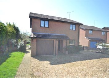 Thumbnail 4 bed detached house to rent in Russett Close, King's Lynn