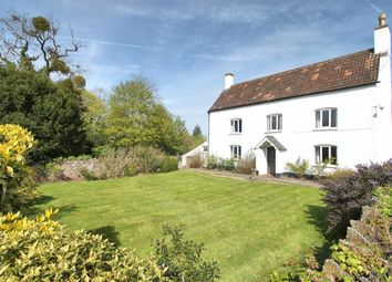Thumbnail 6 bed detached house for sale in Falfield, Wotton-Under-Edge, Gloucestershire