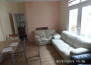 Thumbnail 5 bedroom terraced house to rent in Kincraig Street, Cardiff