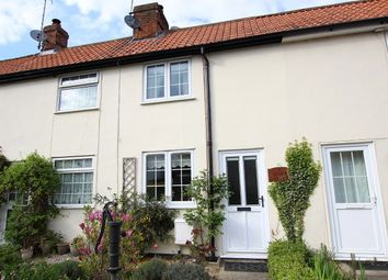 Thumbnail 2 bed cottage for sale in Main Road, Lower Somersham, Ipswich, Suffolk
