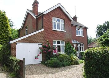Thumbnail 4 bed detached house for sale in Grant Road, Crowthorne