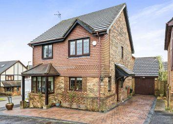 Thumbnail 4 bedroom detached house for sale in Heritage Park, Basingstoke