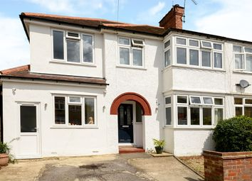 Thumbnail 4 bed semi-detached house for sale in Dilston Road, Leatherhead