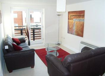 Thumbnail 1 bed flat to rent in Hope Court, Ipswich