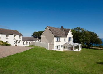 Thumbnail 5 bed detached house to rent in Ballachrink Farmhouse, Ballaragh Road, Laxey