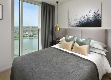 Thumbnail 1 bed flat for sale in Hadleigh Apartment, Woodberry Grove, London