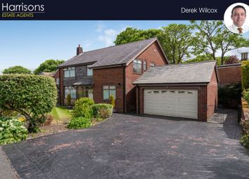 Thumbnail 5 bed detached house for sale in Greystoke Drive, Bolton
