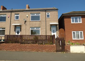 Thumbnail 3 bed terraced house to rent in South View West, Highfield, Rowlands Gill