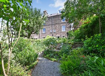Thumbnail 3 bed end terrace house for sale in The Knoll, Tansley, Matlock
