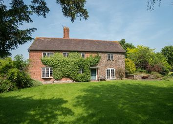 Thumbnail 5 bed farmhouse for sale in Bockleton, Tenbury Wells