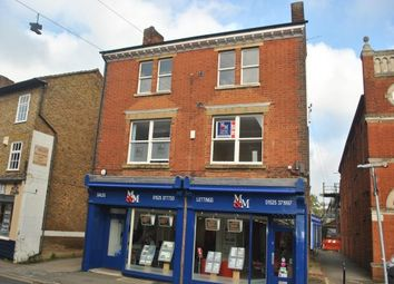 Thumbnail 2 bed maisonette to rent in Hockliffe Street, Leighton Buzzard