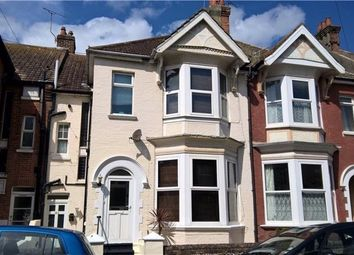 Thumbnail 3 bed maisonette to rent in Linden Road, Bexhill-On-Sea