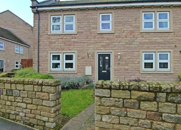 Thumbnail 3 bed end terrace house for sale in Moorbrook Mill Drive, New Mill, Holmfirth