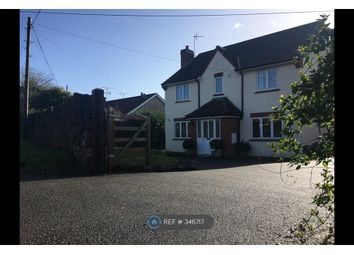 Thumbnail 4 bed detached house to rent in Sharpham Road, Cheddar