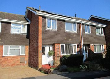 Thumbnail 3 bed terraced house for sale in Marlow Close, Fareham