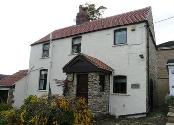 Thumbnail 3 bed detached house to rent in Hall Farm Cottage, Butts Lane, Lumby