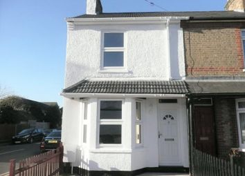 Thumbnail 3 bed end terrace house to rent in Stoke Road, Slough