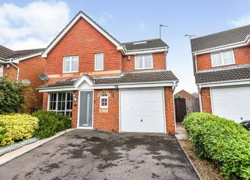 Thumbnail 5 bed detached house for sale in Langley Close, Walsall Wood, Walsall