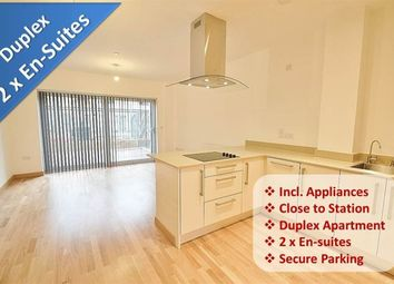 Thumbnail 2 bed flat to rent in Flamsteed Close, Grand Central, Rustat Road, Cambr