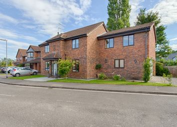 Thumbnail 5 bedroom detached house for sale in Furlong Way, Great Amwell, Ware